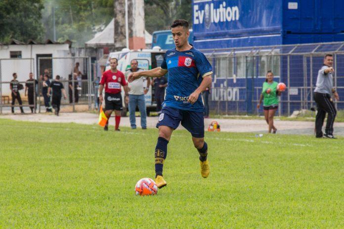 Anderson Ligeiro está de volta ao Marcílio Dias, SC Hoje News - Notícias de Balneário Camboriú
