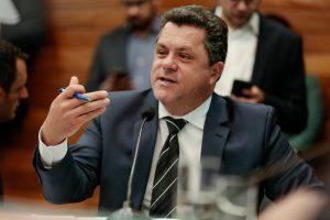 Deputado Ivan Naatz (PV)