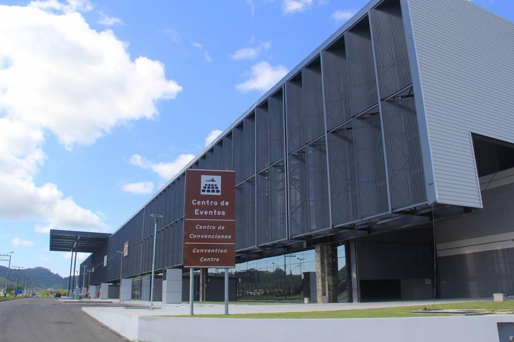 Centro de Eventos de Balneário Camboriú