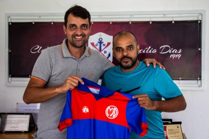 Marcílio Dias fecha parceria e terá equipes de futsal de 9 a 13 anos, Notícias de Balneário Camboriú