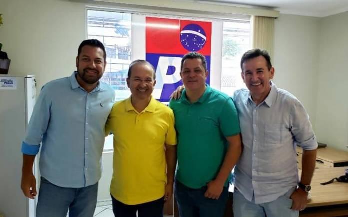 Deputado Ivan Naatz acerta filiação no PL do Senador Jorginho Mello, Notícias de Balneário Camboriú