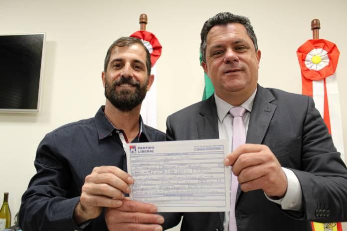 Deputado Naatz já promove filiações ao PL, Notícias de Balneário Camboriú