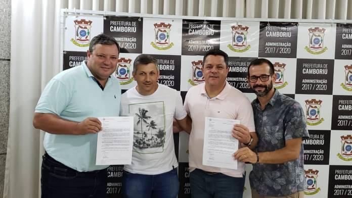 Deputado Ivan Naatz visita Camboriú e confirma recursos para saúde e educação., Notícias de Balneário Camboriú
