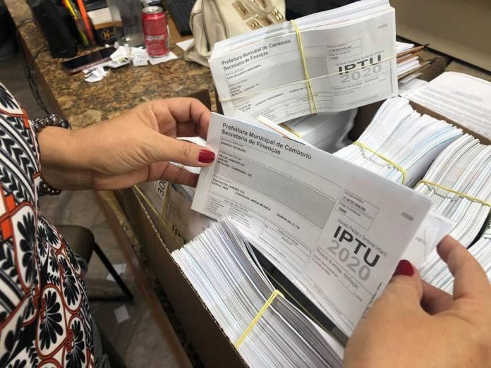 podem pagar o IPTU 2020 com 15% de desconto, Notícias de Balneário Camboriú