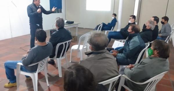Naatz discute impacto no setor pesqueiro com mudanças na Reserva Biológica do Arvoredo